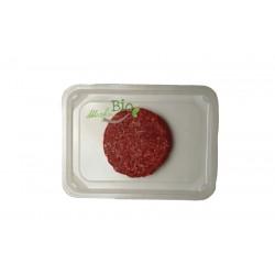 10 conf. di Hamburger Bio Bovino Adulto 180 grammi Skin