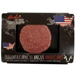 8 conf. di Hamburger di Angus Argentino 250gr Skin