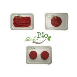 20 conf. di Carne Bio Bovino Adulto Skin